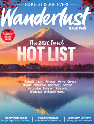 Wanderlust Travel Magazine Dec Jan 2020