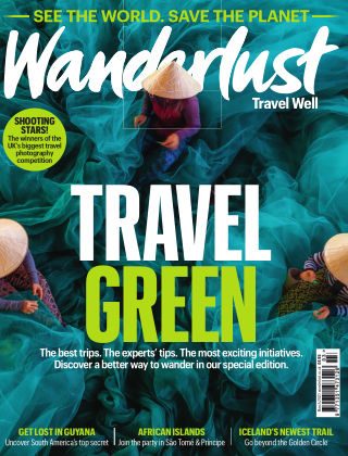 Wanderlust Travel Magazine March 2020