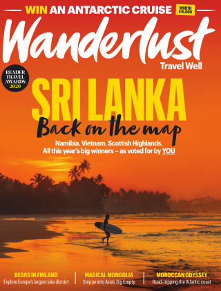 Wanderlust Travel Magazine April2020