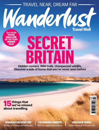 Wanderlust Travel Magazine Jul Aug