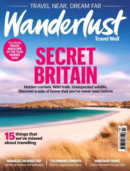 Wanderlust Travel Magazine