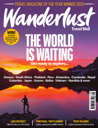 Wanderlust Travel Magazine September 2020