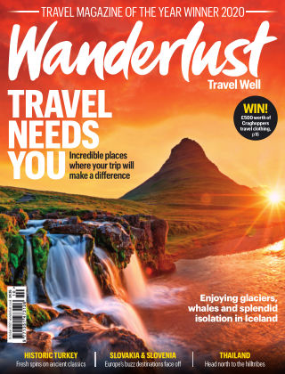 Wanderlust Travel Magazine October2020