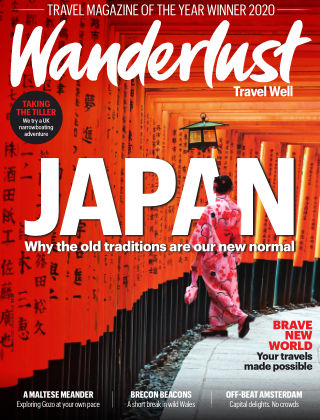 Wanderlust Travel Magazine NOVEMBER 2020
