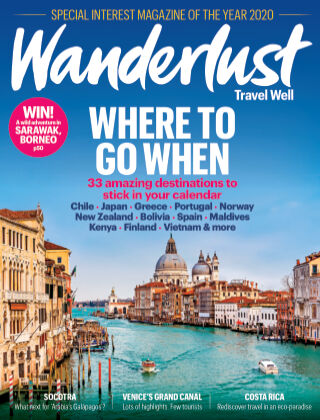 Wanderlust Travel Magazine December 2020