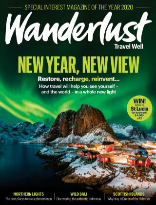Wanderlust Travel Magazine Jan Feb2021
