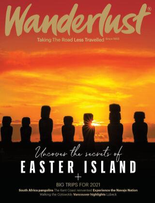Wanderlust Travel Magazine March 2021