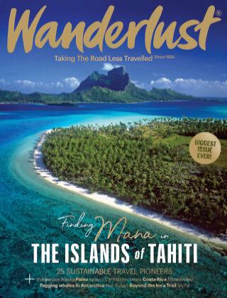Wanderlust Travel Magazine May/Jun No. 214