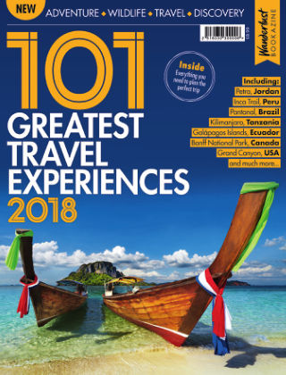 101 Greatest Travel Experiences 2018 2018-02-03