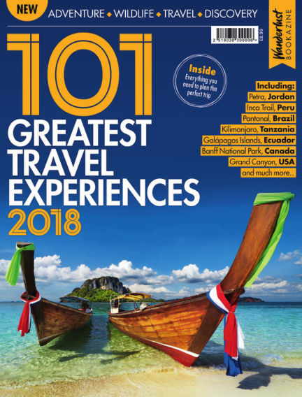 101 Greatest Travel Experiences 2018