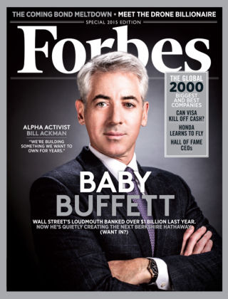 Forbes May 25, 2015