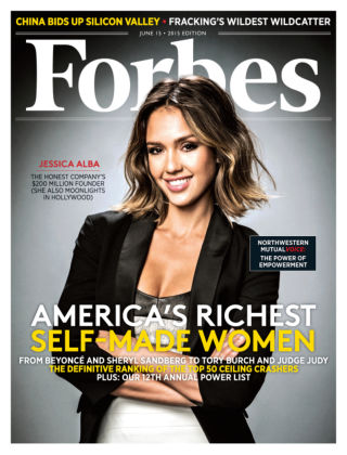 Forbes June 15, 2015