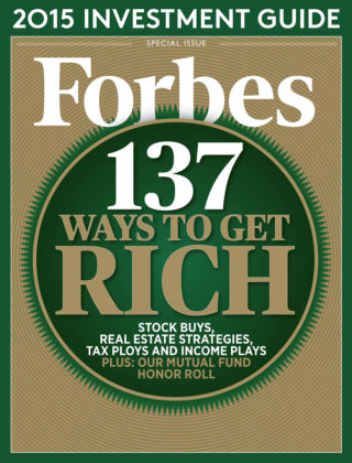 Forbes June 29, 2015