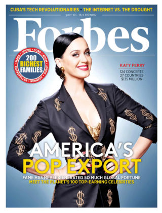 Forbes July 20, 2015