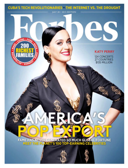 Forbes July 06, 2015 00:00