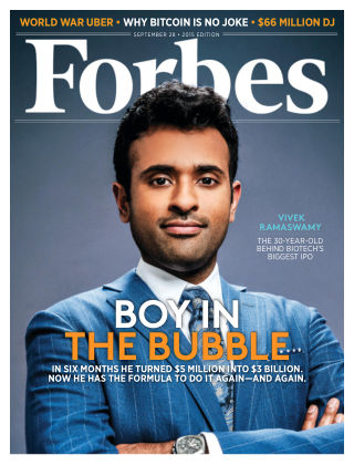 Forbes September 28, 2015