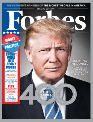 Forbes October 19, 2015