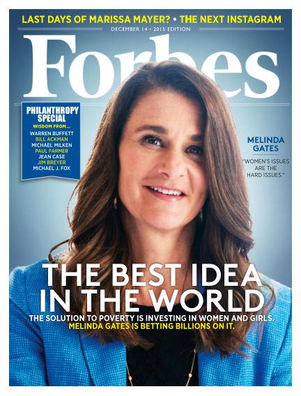 Forbes November 30, 2015 00:00