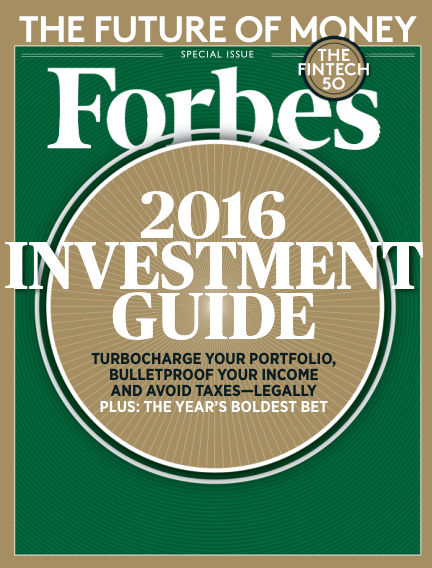 Forbes December 14, 2015 00:00