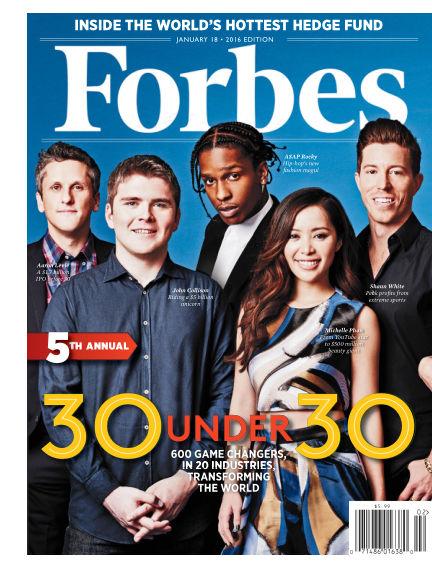 Forbes January 04, 2016 00:00