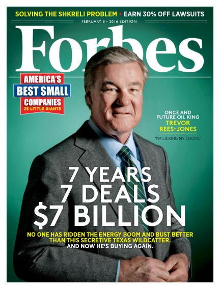 Forbes January 25, 2016 00:00