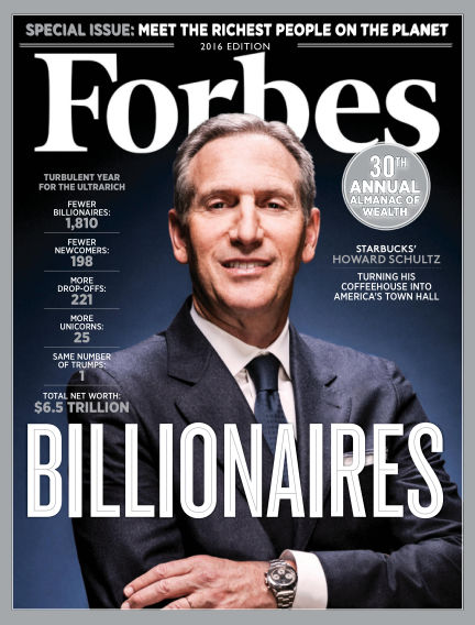 Forbes March 07, 2016 00:00