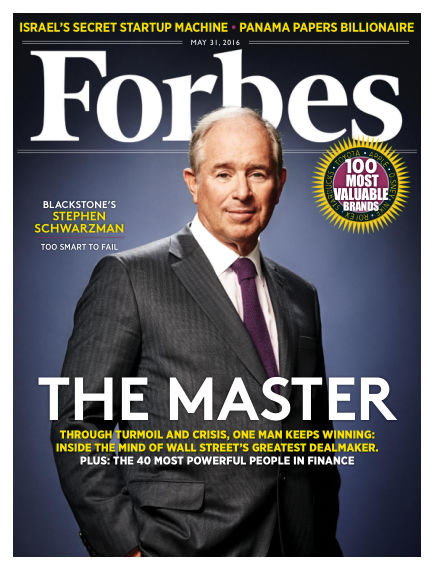 Forbes May 17, 2016 00:00