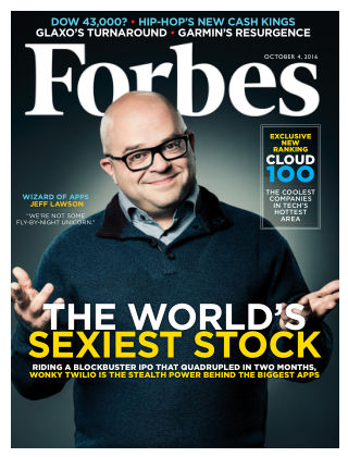 Forbes Oct 4 2016