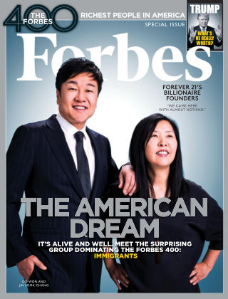 Forbes Oct 25 2016