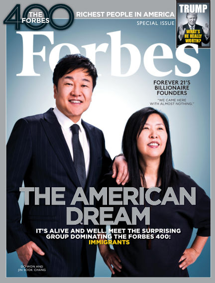 Forbes October 11, 2016 00:00