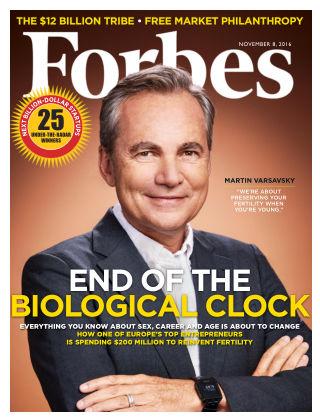 Forbes Nov 8 2016