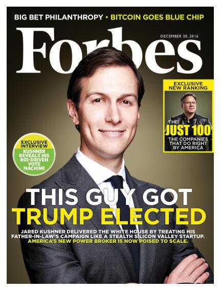 Forbes December 06, 2016 00:00