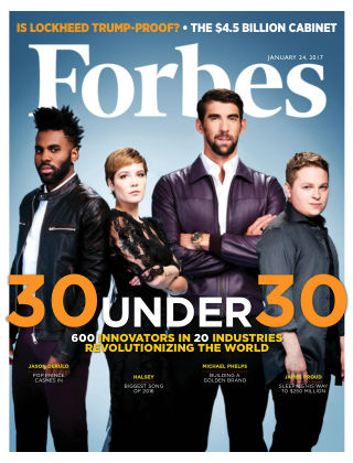 Forbes Jan 24 2017