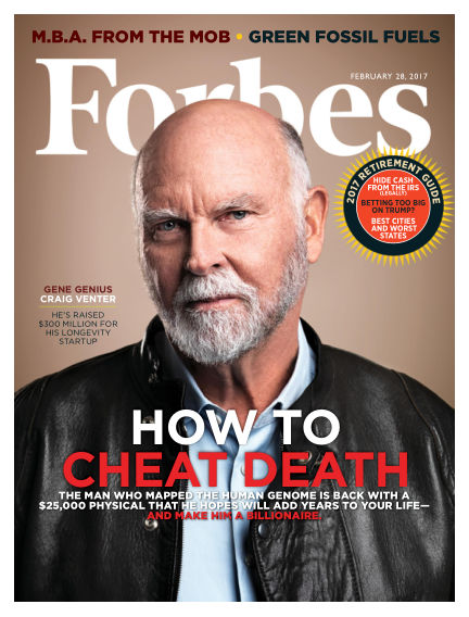 Forbes February 21, 2017 00:00