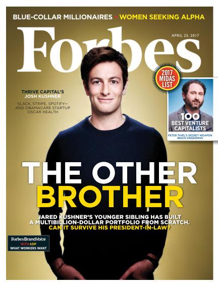 Forbes April 18, 2017 00:00