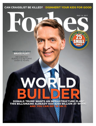 Forbes May 16 2017