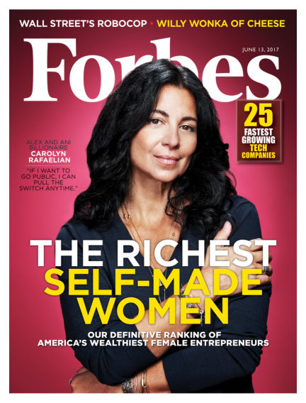 Forbes May 30, 2017 00:00