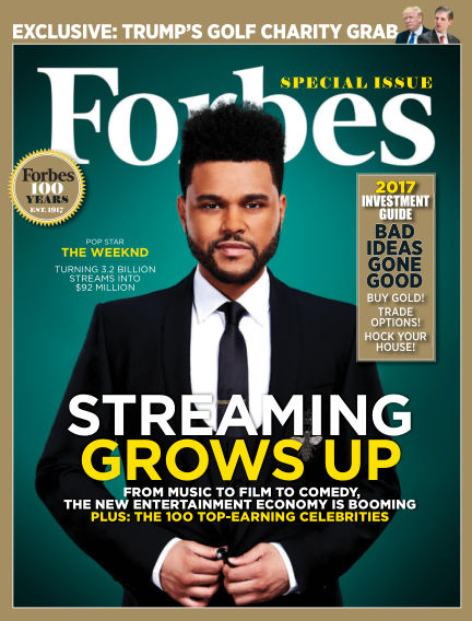 Forbes June 27, 2017 00:00