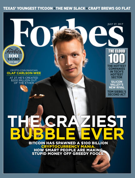 Forbes July 25, 2017 00:00