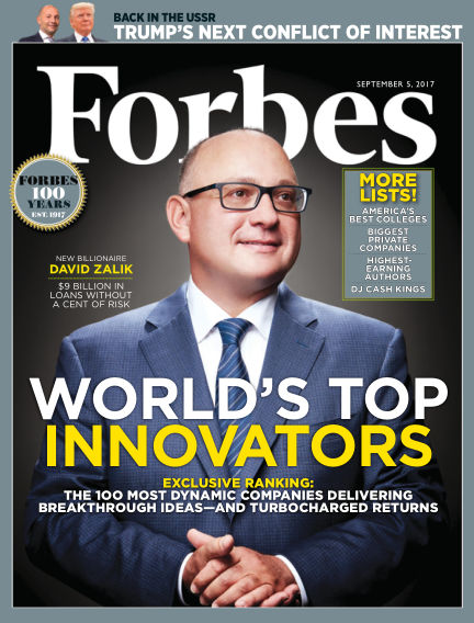 Forbes August 22, 2017 00:00