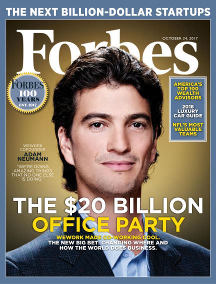 Forbes October 10, 2017 00:00