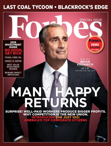 Forbes December 26, 2017 00:00