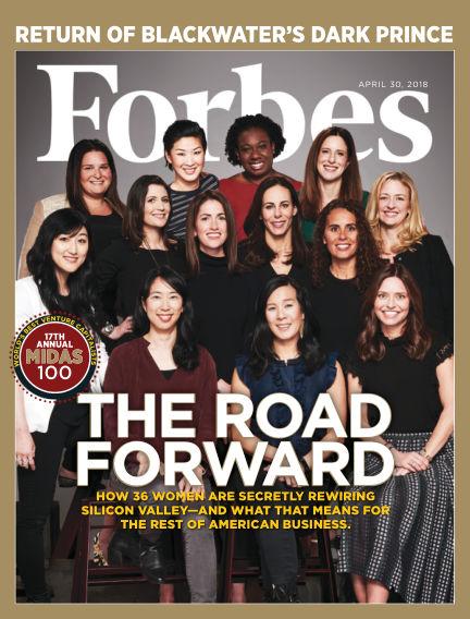Forbes April 17, 2018 00:00