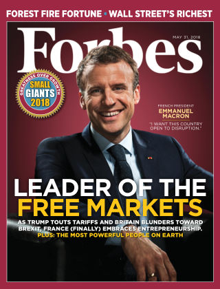 Forbes May 31 2018