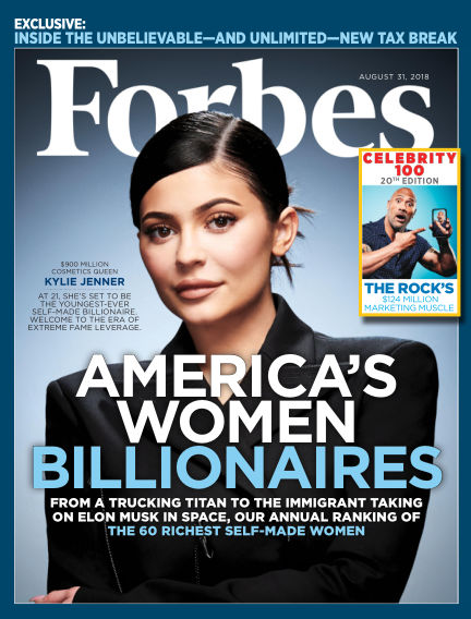 Forbes July 24, 2018 00:00