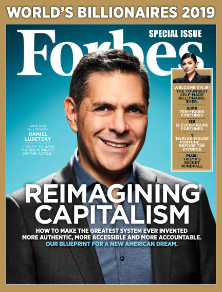 Forbes March 19, 2019 00:00