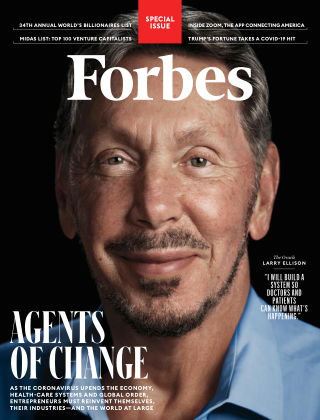 Forbes May 2020