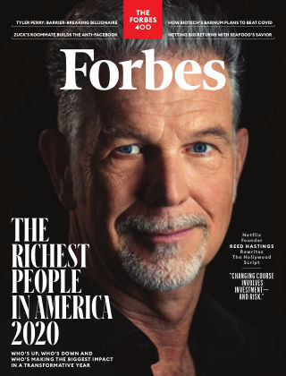 Forbes October 2020