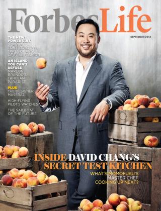 ForbesLife September 2014