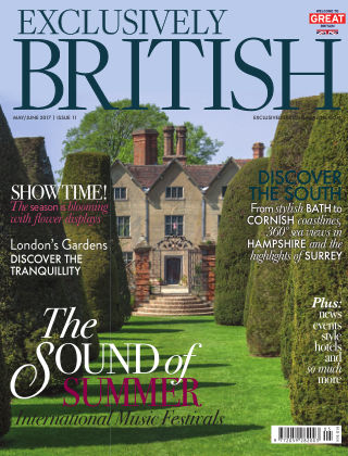 Exclusively British May-June 2017